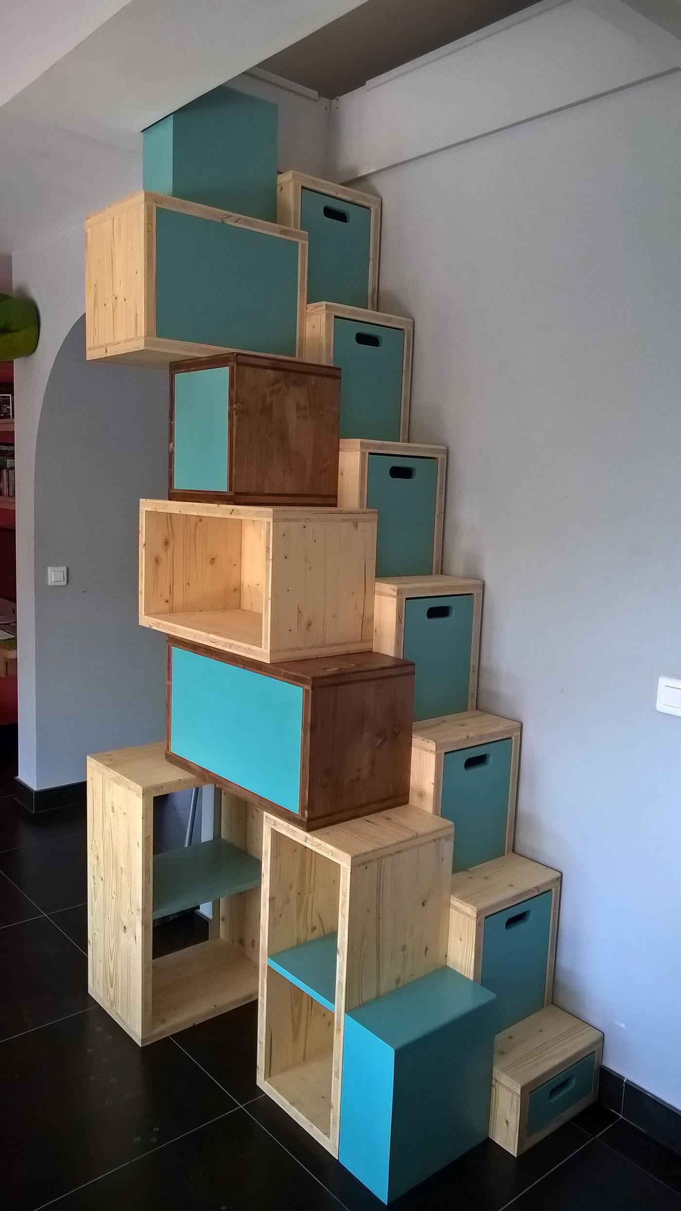 am nagements int rieurs alonsobois. Black Bedroom Furniture Sets. Home Design Ideas